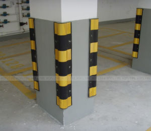 High Quality Rubber Reflective Corner Guard Corner Protector pictures & photos