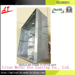 OEM/ODM Factory Aluminum Die Casting Heat Seal Part pictures & photos
