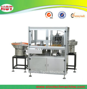 3 Parts Plastic Sport Cap Assembly Machine Assembling Machine pictures & photos