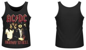 Wholesale Promotional Black 3D Printed T-Shirt (A820)