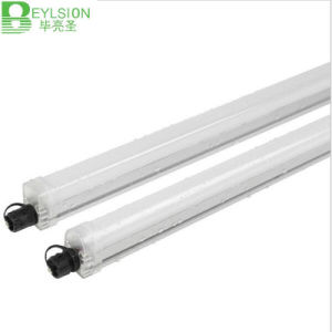 18W 1200mm 4FT IP65 Waterproof T8 Integrated LED Fluorescent Tube pictures & photos