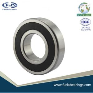 f&d bearing chrome deep groove ball bearings 6203RS rolamento kdyd pictures & photos
