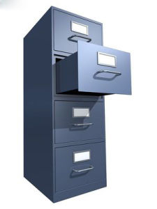 Metal Parts Drawer Cabinet in Shenzhen Factory pictures & photos