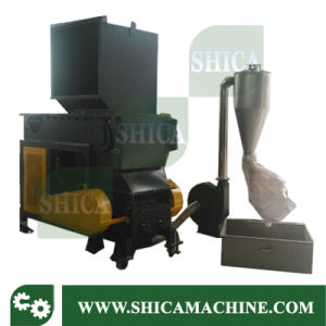 Plastic Lumps and Bucket Shredder with Crusher pictures & photos