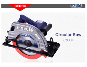 Makute 235mm 2200W Circular Saw (CS004) pictures & photos