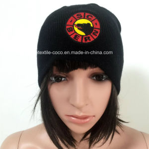 100% Acrylic Beanie with Printing/Embroider Logo pictures & photos