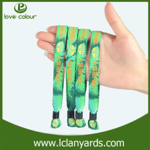 Eco-Friendly Heat Sublimation Barcode Wristbands Custom Cheap Wholesale