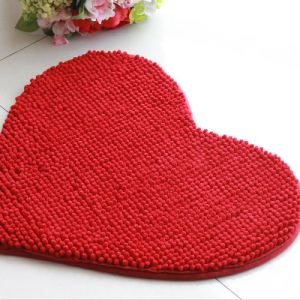 Short Pile Chenille Microfiber High Quality Shape Floor Mat pictures & photos