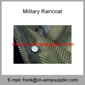 Reflective Raincoat-Security Raincoat-Military Raincoat-Army Raincoat-Duty Raincoat-Police Raincoat pictures & photos