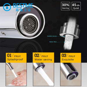 Brass Body Touchless Mixer for Home Use (BF-A110) pictures & photos