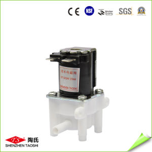 Blue Mini Solenoid Water Valve for Water Dispenser pictures & photos
