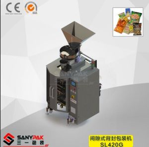 Full Automatic Filling/Forming/Sealing/Printing Big Back Sealing Machine pictures & photos