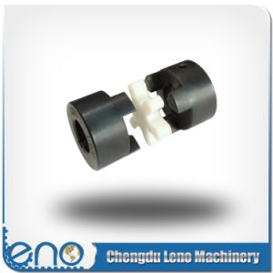Popular Lovejoy Standard Shaft Couplings with White Hytrel Spider