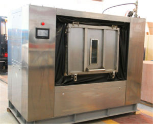 Gl Fully Automatic Isolating Type Industrial Washer Extractor pictures & photos