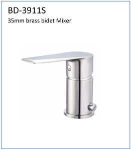 Bd3601W 40mm Brass Single Lever Bidet Faucet pictures & photos