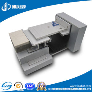 Aluminum Car Parking Expansion Joints Floor to Wall pictures & photos