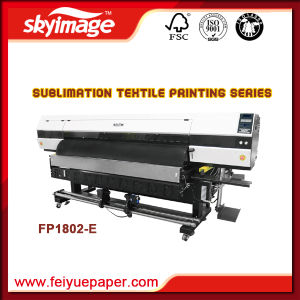 Large Format China Manufacture Sublimation Printer Oric Fp1802-E with Double Dx-5 with High Resolution pictures & photos