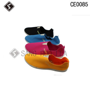 Colorful Leisure Canvas Sneaker Shoes with Best Quality pictures & photos