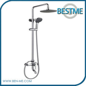 Factory Price Chrome Shower Set (BF-61315) pictures & photos