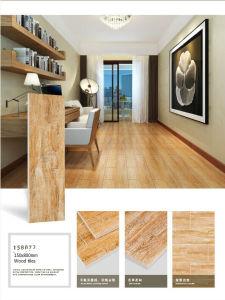 Interior Design Wood Tile Ceramic Factory (158072) pictures & photos
