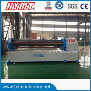W11F-4X2000 3 Roller Asymmetrical steel plate Bending Roll Machine pictures & photos