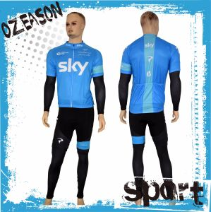 OEM/ODM Custom Wholesale Sublimation Cycling Jersey Bicycle Wear pictures & photos
