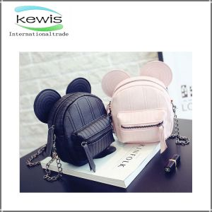 New Fashionable Brand Designer PU Leather Backpack pictures & photos