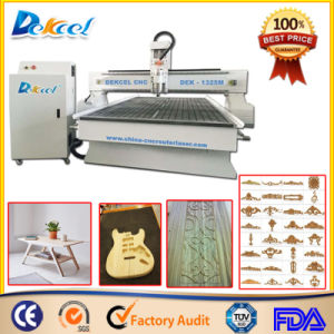 CNC Router Wood Engraving Furniture/ Door/Table Machine 1325 Sale Price pictures & photos