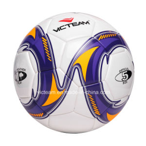 Regular Size Weight Customize Your Own Soccer Ball pictures & photos