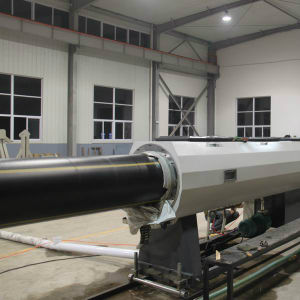 The Large Diameter HDPE Pipe Extrusion Line pictures & photos
