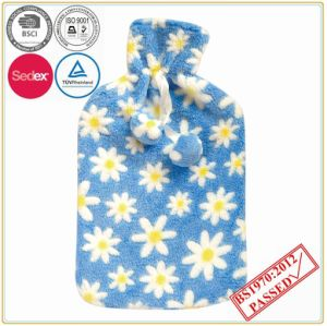 New Mateiral Hot Water Bottle Cover pictures & photos