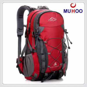 40 L Waterproof Travel Backpacks Laptop Backpack Sports Bag for Outdoor pictures & photos