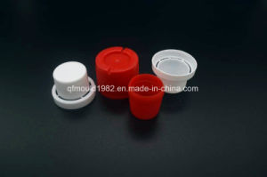 Plastic Injection Moulding Part for Spraying Nozzle Cover pictures & photos