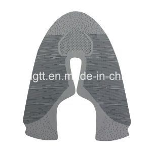 Flat Knit Sport Shoes Upper Fabric pictures & photos