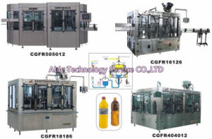 Complete Beverage Production Line pictures & photos