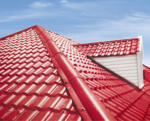 50 Years Lifespan ASA Sythetic Resin Roof Tiles pictures & photos