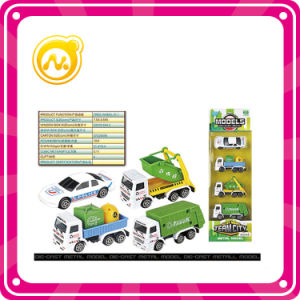 2017 Alloy Car Toy Child Alloy Sanitation Truck pictures & photos