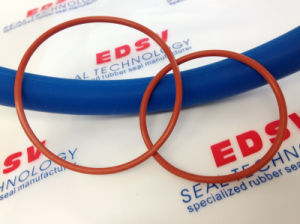 Silicone Vmq FDA O Rings/O-Rings pictures & photos
