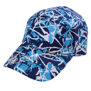 Fashion Print Baby Kids Army Military Caps&Hats pictures & photos