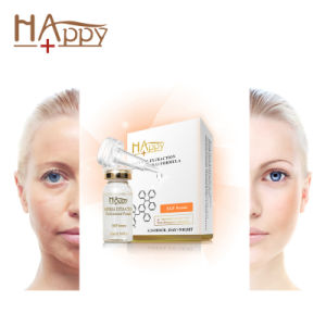 Cosmetic Best Selling Anti Wrinkle Natural Happy+ EGF Serum pictures & photos
