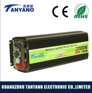 New Low Frequency 3000W Power Inverter with UPS Charger pictures & photos