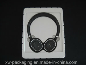 Customized Electronic Headset Blister Clamshell Packaging Tray pictures & photos