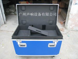 Aluminum Flight Cable Case with Tray pictures & photos