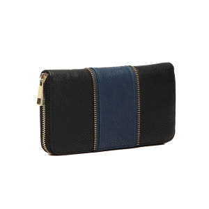 Fashion Leather Clutch Designer Lady Evening Purse Women Wallet (MBNO037139) pictures & photos