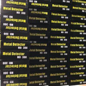 MD300 Hand Held Metal Detector Needle Metal Detector pictures & photos