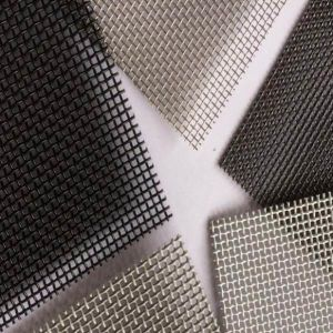 Stainless Steel Security Window Screen Mesh/Stainless Steel Insect Screen pictures & photos