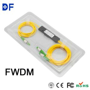 Filter Wavelength Division Multiplexer FTTH/FTTX 1310+1490/1550nm Fwdm pictures & photos
