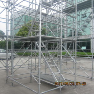 Zds Ringlock Scaffolding System for Construction pictures & photos