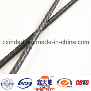 9.53mm Spiral Rib Low Relaxation High Tensile PC Wire. pictures & photos