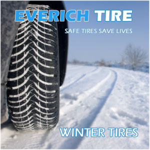 195/65r15 Studded Winer Tires/ Studless Snow Tyre/ Passenger Car Radial Tires pictures & photos